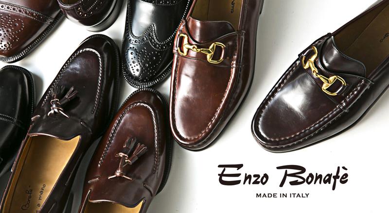ENZO BONAFE / エンツォボナフェのブランド画像