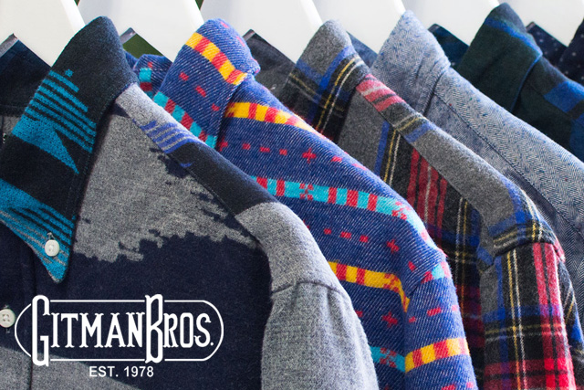 Gitman Vintage  / ギットマンヴィンテージのブランド画像