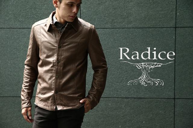 Radice  / ラディーチェのブランド画像
