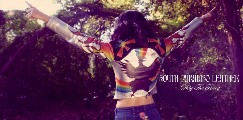 SOUTH PARADISO LEATHER / サウスパラディソレザーのブランド画像