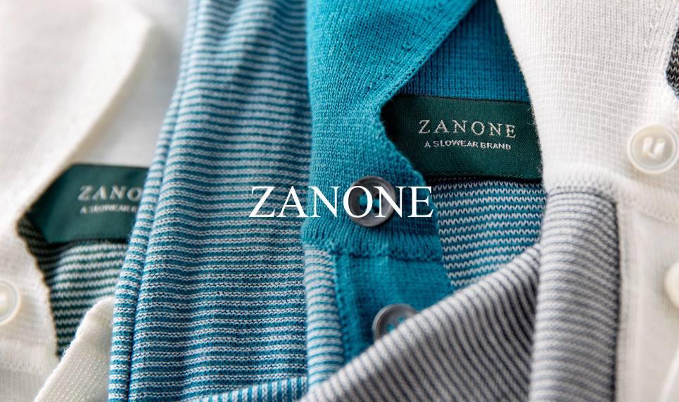 ZANONE  / ザノーネのブランド画像