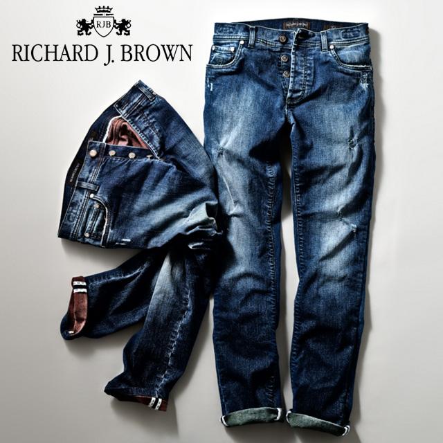 RICHARD J.BROWN  / リチャードジェイブラウンのブランド画像