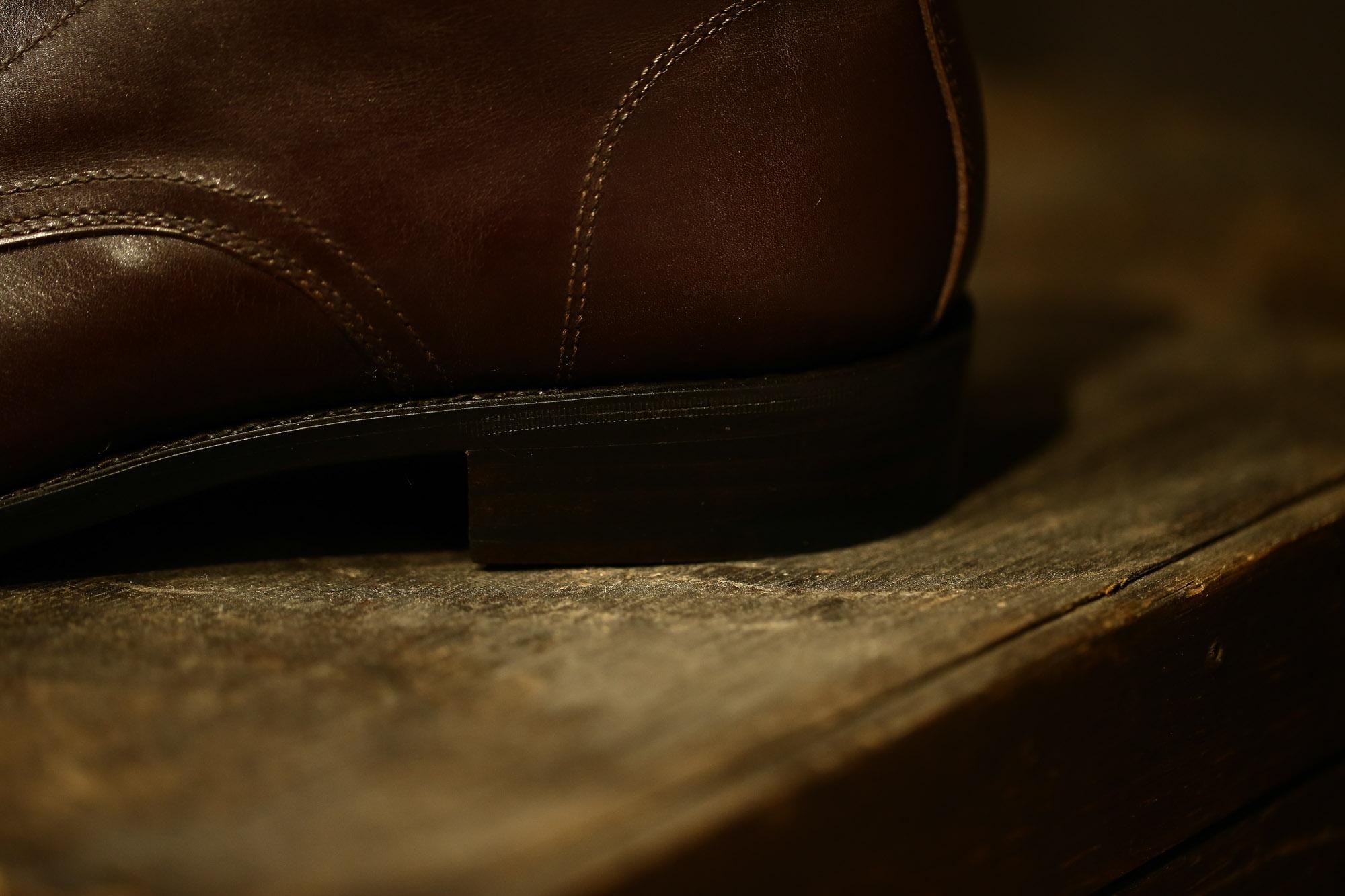 Cuervo(クエルボ) Shoemaker シューメーカー Boots ブーツ ストレートチップ ホーウィン社 シェルコードバン クロームエクセルレザー フランス名門タンナー アノネイ社 ボカルーカーフ 日本製 Made in japan ドレスシューズ Dress shoes ワークブーツ ミリタリーブーツ シューズ 靴 レザーソール ラバーソール ヴィンテージ アンティーク Alto e Diritto 愛知 名古屋 アルト エ デリット