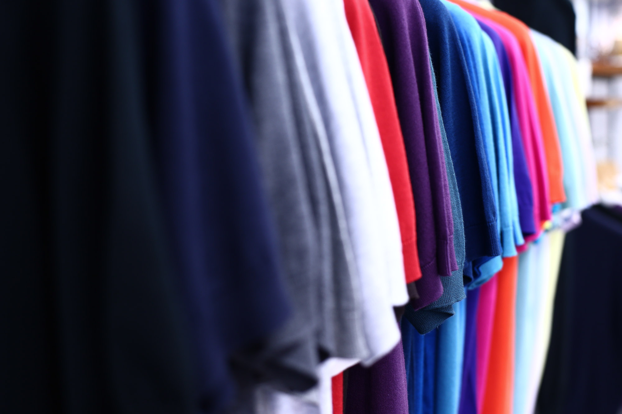 JOHN SMEDLEY ジョンスメドレー 日本企画 愛知 名古屋 ZODIAC ゾディアック ニット ポロシャツ ソックス カーディガン ニットパーカー