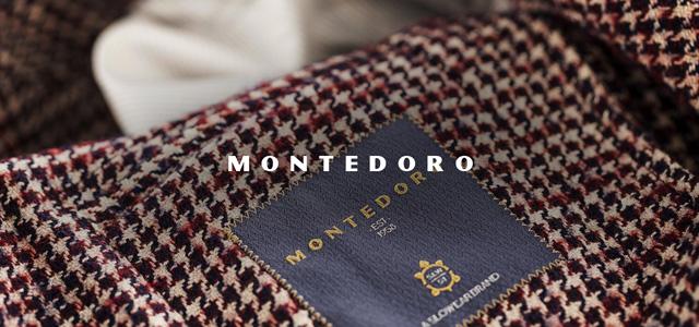 MONTEDORO / モンテドーロのブランド画像