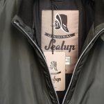 Sealup (シーラップ) Bomber Jacket (ボンバージャケット) 7578 9683 VIRGIN WOOL 100%  中綿入り ナイロンジャケット ボンバージャケット ボマージャケット KHAKI (カーキ・14) MADE IN ITALY 2016 秋冬新作のイメージ