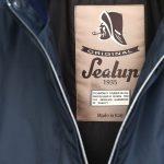 Sealup(シーラップ) Bomber Jacket ボンバージャケット 7578 9683 VIRGIN WOOL 100% 中綿入り ナイロンジャケット ボンバージャケット ボマージャケット NAVY(ネイビー・01) Made in italy (イタリア製)2016  秋冬新作のイメージ