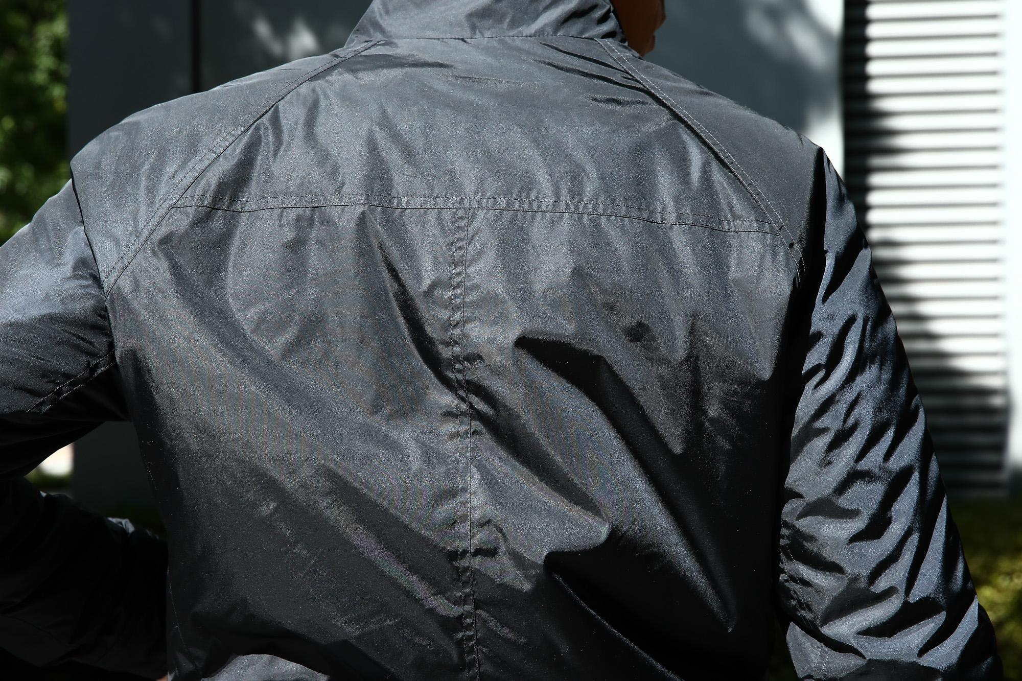 Sealup (シーラップ) Bomber Jacket (ボンバージャケット) 7578 9683 中綿入り ボマージャケット ナイロンジャケット NAVY (ネイビー・01) MADE IN ITALY 2016 秋冬新作 愛知 名古屋 Alto e Diritto アルト エ デリット ボマージャケット 紺