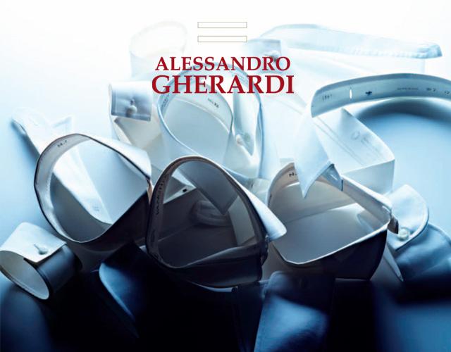 ALESSANDRO GHERARDI / アレッサンドロゲラルディのブランド画像