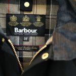 Barbour (バブアー) INTERNATIONAL JACKET SL (インターナショナル ジャケット エスエル) ワックスコットン オイルドコットン スリムフィット オイルドジャケット BLACK (ブラック・BK11) Made in England (英国製) 2016 秋冬新作のイメージ