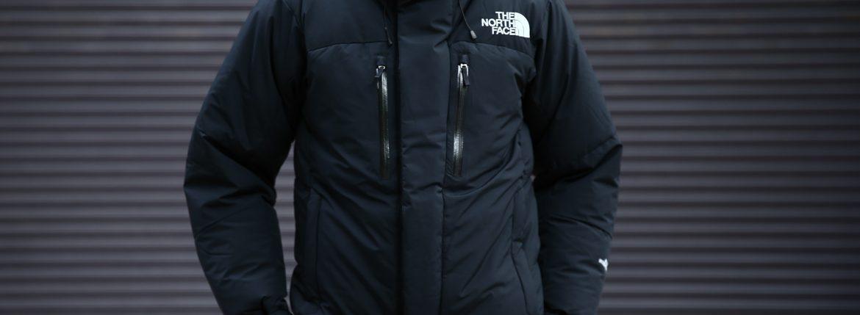 THE NORTH FACE (ザ・ノースフェイス) Baltro Light Jacket (バルトロライトジャケット) 40D WINDSTOPPER Insulated Shell(2層) 光電子ダウン シェルダウンジャケット BLACK (ブラック・K) 【NP91641/K】 2016 秋冬新作のイメージ