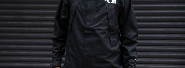 THE NORTH FACE (ザ・ノースフェイス) Mountain Jacket (マウンテンジャケット) GORE-TEX ゴアテックスジャケット 防水シェルジャケット マウンテンパーカー BLACK (ブラック・K)【NP61540/K】2016 秋冬新作のイメージ
