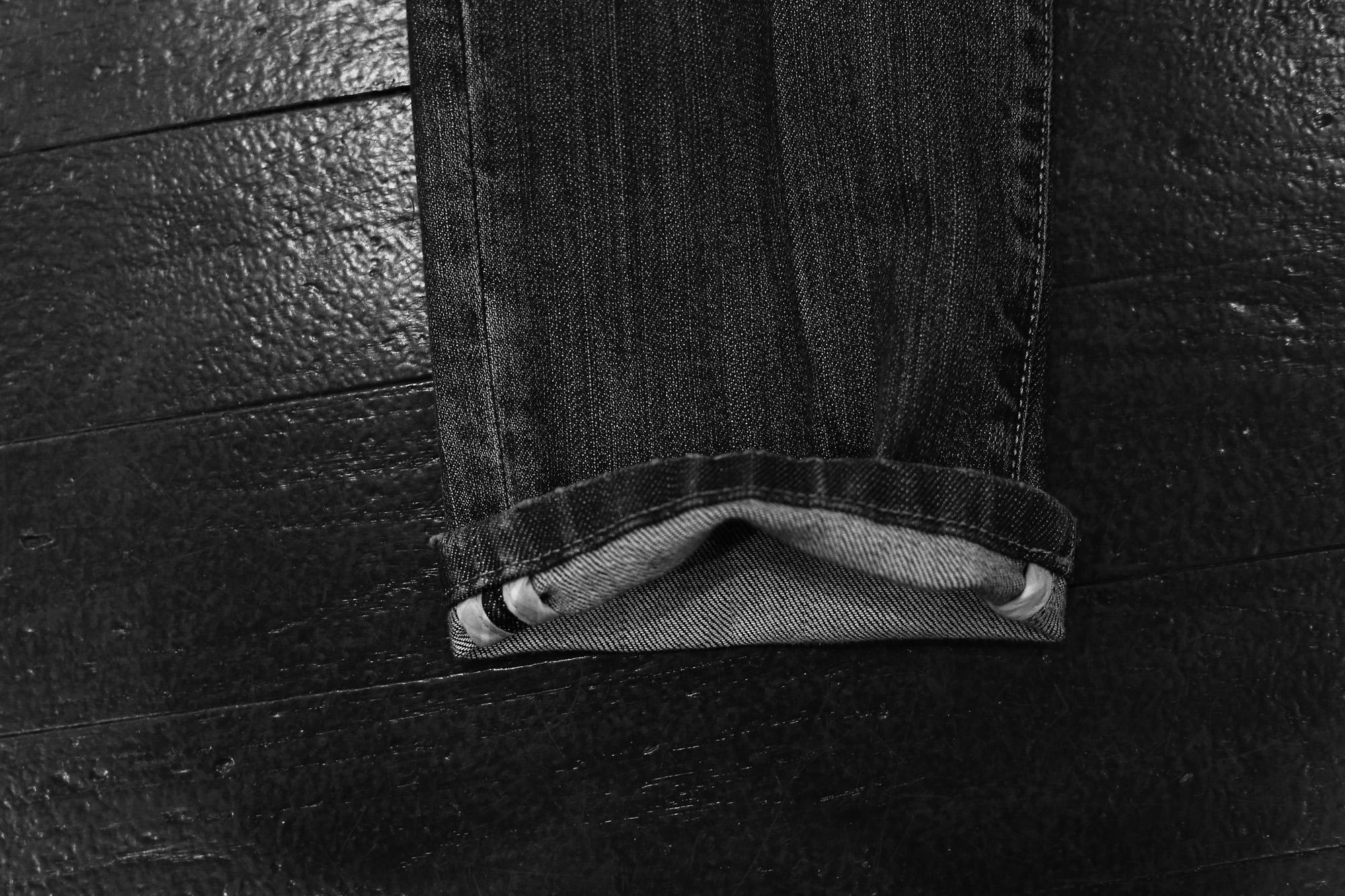 RICHARD J.BROWN / リチャードジェイブラウン (2017 秋冬 展示会プレ) 愛知 名古屋 ZODIAC ゾディアック テーパードシルエット ストレッチジーンズ デザイナー