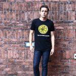Worn By (ウォーンバイ) STONE ROSES LEMON ザ・ストーンローゼス レモン The Stone Roses ストーン・ローゼズ プリントTシャツ ロックTシャツ バンドTシャツ BLACK (ブラック)  2016 秋冬新作のイメージ