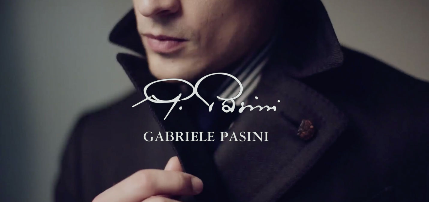 GABRIELE PASINI / ガブリエレ パジーニのブランド画像