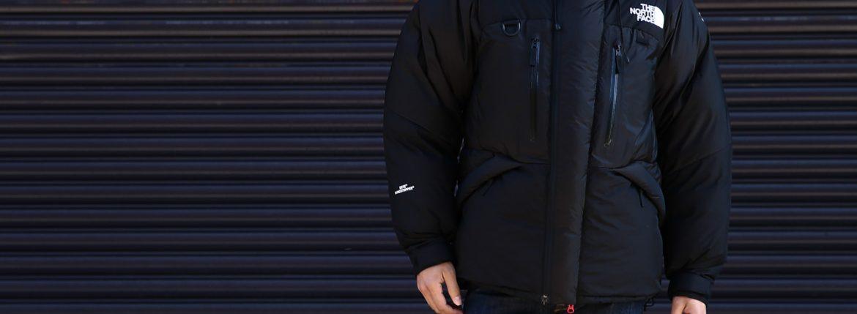 THE NORTH FACE (ザ・ノースフェイス) Himalayan Parka (ヒマラヤンパーカ) WINDSTOPPER Insulated Shell(2層) シェルダウンジャケット BLACK (ブラック・K) 2016 秋冬新作のイメージ