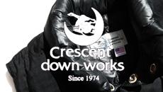 Crescent Down Works クレセントダウンワークス ダウンジャケット ダウンベスト 愛知 名古屋 ZODIAC ゾディアック