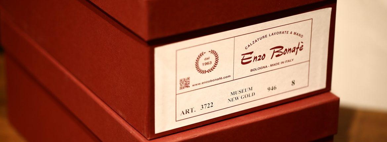 ENZO BONAFE (エンツォボナフェ) ART.3722 Chukka boots (チャッカブーツ) Bonaudo Museum Calf Leather ボナウド社 ミュージアムカーフノルベジェーゼ製法 チャッカブーツ NEW GOLD (ニューゴールド) made in Italy(イタリア製) 2017 春夏新作のイメージ
