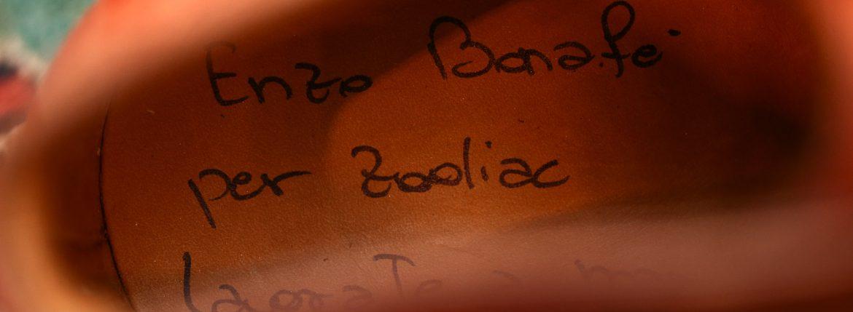 ENZO BONAFE (エンツォボナフェ) ART.3722 Chukka boots Bonaudo Museum Calf Leather ボナウド社 ミュージアムカーフノルベジェーゼ製法 チャッカブーツ NEW GOLD (ニューゴールド) made in Italy(イタリア製) 2017 春夏新作のイメージ