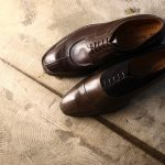 ENZO BONAFE / エンツォボナフェ BERING(ベーリング) Bonaudo Museum Calf Leather(ボナウド社ミュージアムカーフレザー) PEWPER(グレー) PEUM(バーガンディー) CLARET(ブラウン) BRACKEN(ミディアムブラウン) NEW GOLD(ニューゴールド)のイメージ