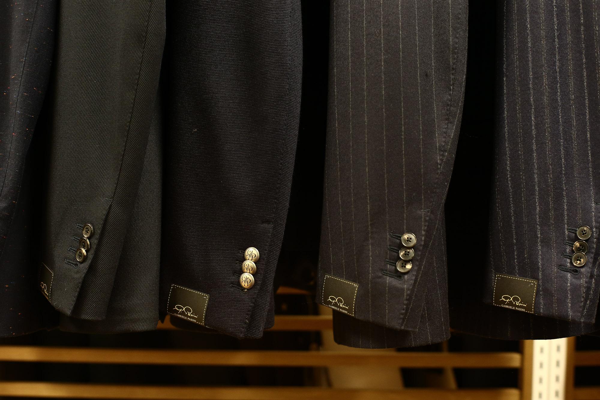GABRIELE PASINI / ガブリエレ パジーニ (2017 秋冬 メイン 展示会) 愛知 名古屋 ZODIAC ゾディアック スーツ ジャケット セレクトショップ イタリア ストラスブルゴ  STRASBURGO gabrielepasini ガブリエレパジーニ
