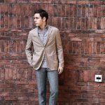 【BOGLIOLI MILANO / ボリオリ ミラノ】 【CASATI / カサーティ】 コットン アンコンジャケット 2Bジャケット BEIGE (ベージュ・32) Made in italy (イタリア製) 2017 春夏新作のイメージ