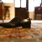ENZO BONAFE (エンツォボナフェ) 【ART.EB-03】 2tone Saddle Shoes 2トーン サドルシューズ ANIVEAU Superbuck ドレスシューズ BLACK×NAVY (ブラック×ネイビー) made in italy (イタリア製)のイメージ