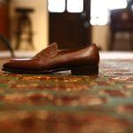 ENZO BONAFE (エンツォボナフェ) 【ART.EB-22】Loafer  ローファー INCA ドレスシューズ 6120(ブラウン) made in italy (イタリア製)のイメージ