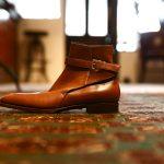 ENZO BONAFE (エンツォボナフェ) 【ART.EB-13】 Jodhpur Boots ジョッパーブーツ ドレスブーツ CHESTNUTT(チェスナット) made in italy (イタリア製)のイメージ