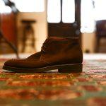 ENZO BONAFE (エンツォボナフェ) 【3878】Chukka Boots チャッカブーツ SUPERBUCK ドレスシューズ チャッカブーツ HOLBORN(ダークブラウン) made in italy (イタリア製)のイメージ