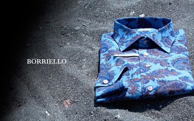 BORRIELLO / ボリエッロのブランド画像