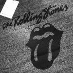 Worn By (ウォーンバイ) 40 LICKE The Rolling Stones ザ・ローリング・ストーンズ Forty Licks フォーティ・リックス 復刻オフィシャルライセンスTシャツ ロックTシャツ バンドTシャツ GREY / BLUE (グレー / ブルー) 2017 春夏新作のイメージ