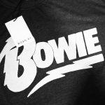 Worn By (ウォーンバイ) BOWIE LOGO BURN OUT David Bowie ボウイロゴバーンアウト デヴィッド・ボウイ 復刻オフィシャルライセンスTシャツ ロックTシャツ バンドTシャツ BLACK BURN OUT (ブラックバーンアウト) 2017 春夏新作のイメージ