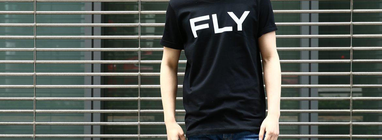 WORN FREE (ウォーンフリー) FLY John Lennon ジョン・レノン 1971 DETROIT 復刻オフィシャルライセンスTシャツ ロックTシャツ バンドTシャツ BLACK (ブラック) MADE IN USA (アメリカ製) 2017 春夏新作のイメージ