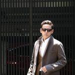 JACQUESMARIEMAGE (ジャックマリーマージュ) 【DEALAN // ディラン】 Bob Dylan ボブ・ディラン 18K GOLD ゴールドパーツ ウェリントン型 アイウェア サングラス HAVANA (ハバナ) HANDCRAFTED IN JAPAN 2017 春夏新作のイメージ