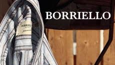 BORRIELLO / ボリエッロ 愛知 名古屋 zodiac ゾディアック ナポリ カミチェリア borriello シャツ リネン オックス ファビオボリエッロ スミズーラ 8工程ハンド シャツ shirts