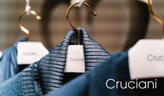 Cruciani / クルチアーニのブランド画像