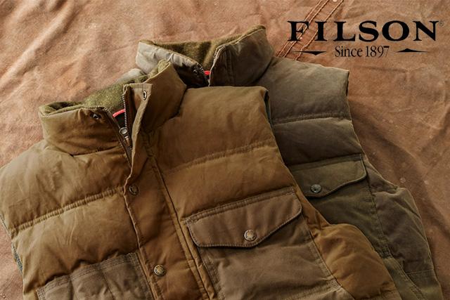 FILSON / フィルソンのブランド画像