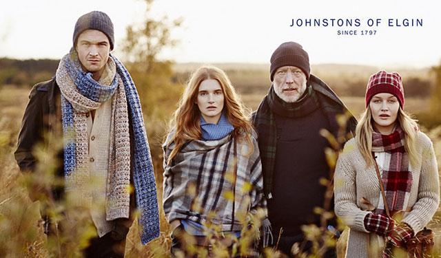 Johnstons / ジョンストンズのブランド画像