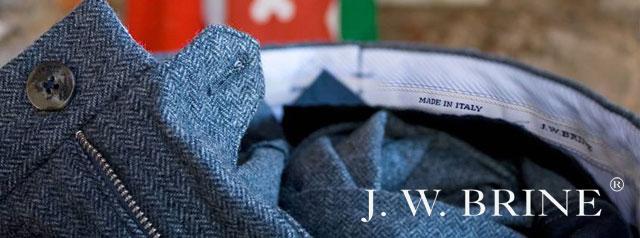 J.W.BRINE / J.W.ブラインのブランド画像