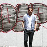 【MONTEDORO // モンテドーロ】 Gilet リネン コットン シャンブレー ジレ ベスト BLUE (ブルー・810) 2017 春夏新作のイメージ
