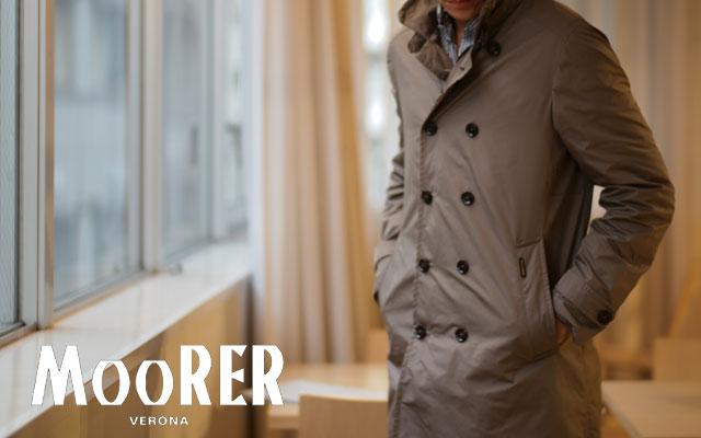 MOORER / ムーレーのブランド画像