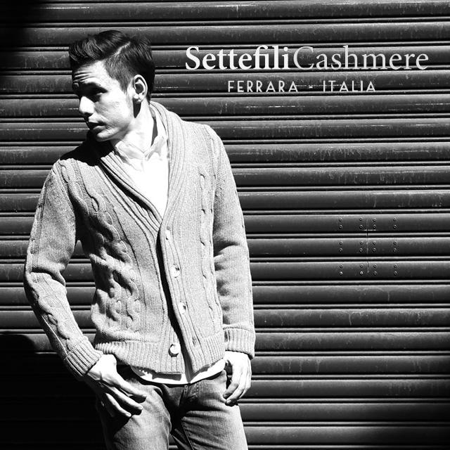 Settefili Cashmere / セッテフィーリカシミアのブランド画像