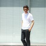 ZANONE (ザノーネ) Crew T-shirt ice cotton アイスコットン 811821 Z0380 クルーネックTシャツ WHITE (ホワイト・Z0001) MADE IN ITALY(イタリア製) 2017 春夏新作のイメージ