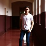 ZANONE (ザノーネ) Henry Neck T-shirt ice cotton アイスコットン 811895 Z0380 ヘンリーネックTシャツ WHITE (ホワイト・Z0001) MADE IN ITALY(イタリア製) 2017 春夏新作のイメージ