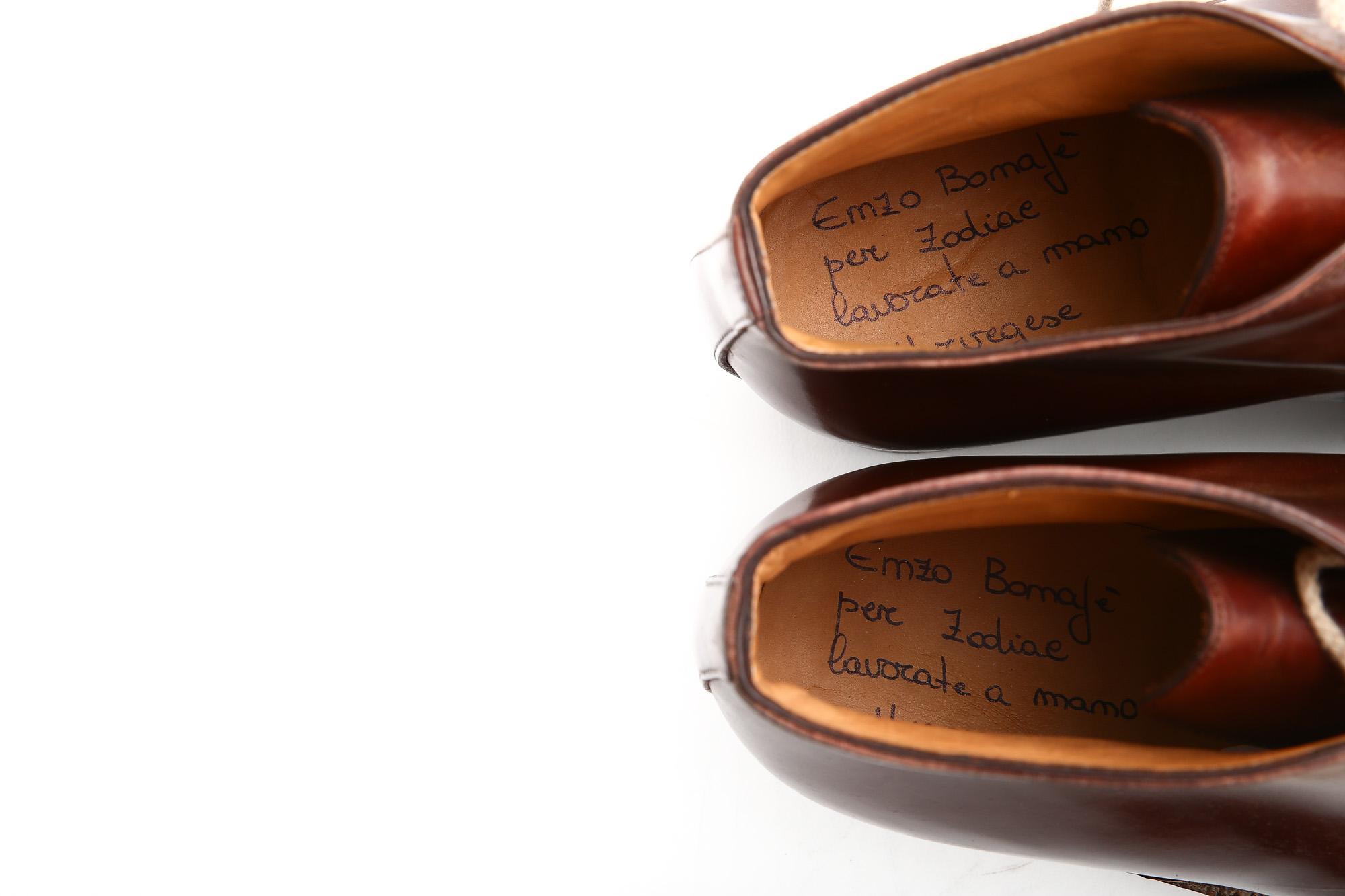 【ENZO BONAFE  / エンツォボナフェ】 ART.3722 Chukka boots チャッカブーツ Horween Shell Cordovan Leather ホーウィン社 シェルコードバンレザー 【ノルベジェーゼ製法】 チャッカブーツ コードバンブーツ 【No.4】  made in italy (イタリア製) 2017 秋冬新作  愛知 名古屋 Alto e Diritto アルト エ デリット エンツォボナフェ コードバン チャッカ enzobonafe コードヴァン
