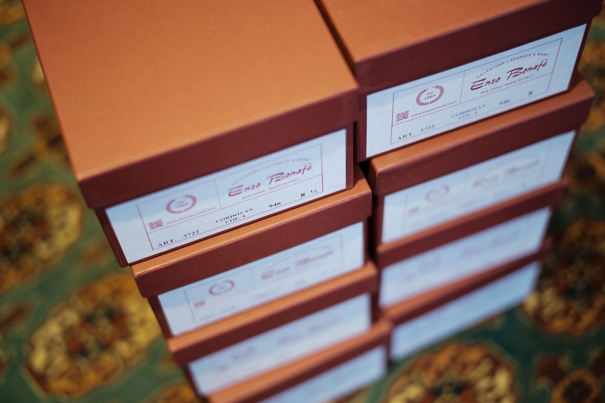 ENZO BONAFE (エンツォボナフェ) 【ART.3722】 Chukka boots チャッカブーツ Horween Shell Cordovan Leather ホーウィン社 シェルコードバンレザー ノルベジェーゼ製法 チャッカブーツ コードバンブーツ No.4  made in italy (イタリア製) 2017 秋冬新作 愛知 名古屋 Alto e Diritto アルト エ デリット エンツォボナフェ コードバン チャッカ