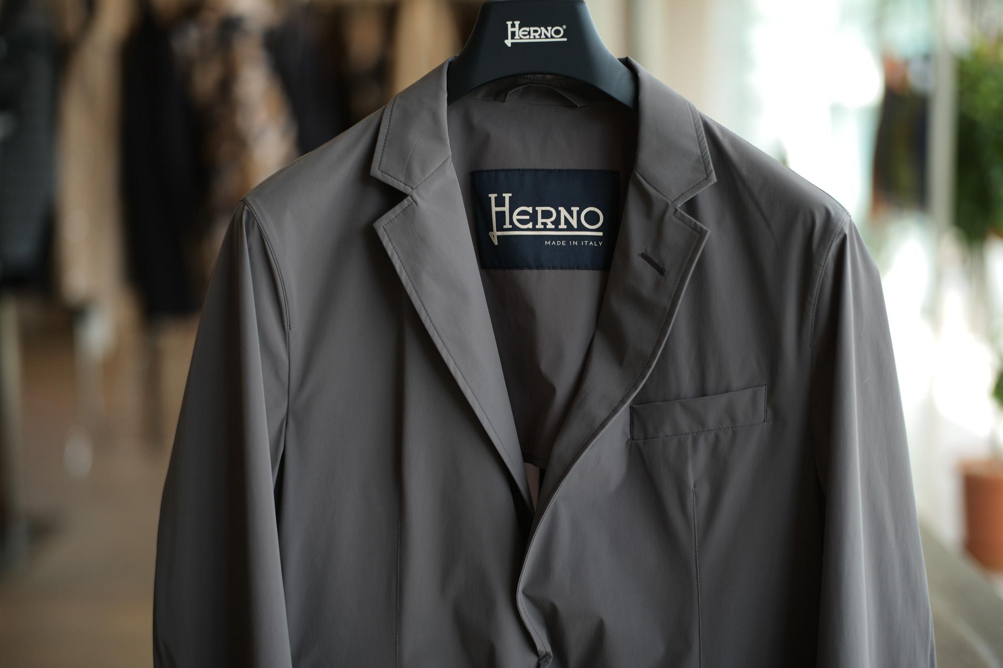 HERNO / ヘルノ (2018 春夏 展示会)  herno ヘルノ 愛知 名古屋 Alto e Diritto アルト エ デリット ラミナー シェル コート ジャケット トレンチコート ダウンベスト  PC0039U GA0069U GA008UL GI028UL IM0127U