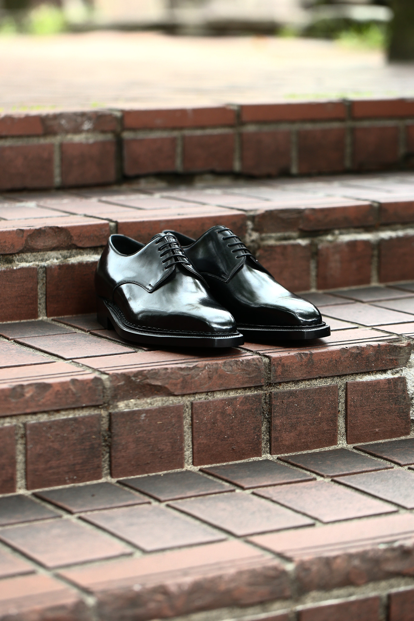 ENZO BONAFE(エンツォボナフェ) 【3720】Plane Toe Dress Shoes プレーントゥー Horween Shell Cordovan leather ホーウィンシェル コードバンレザー 【コードヴァン】ドレスシューズ NERO(ブラック) made in italy (イタリア製) 2017 秋冬新作 enzobonafe エンツォボナフェ 愛知 名古屋 ZODIAC ゾディアック 5.5,6,6.5,7,7.5,8,8.5,9,9.5