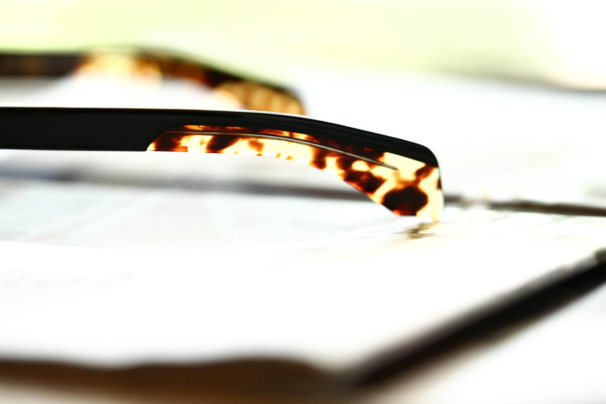 JACQUESMARIEMAGE(ジャックマリーマージュ) STENDHAL(スタンダール) STERLING SILVER スターリングシルバー アセテートフレーム  ラウンド型 アイウェア サングラス NOIR(ノワール) HANDCRAFTED IN JAPAN(日本製) 2018 秋冬新作 jacquesmariemage 愛知 名古屋 ZODIAC ゾディアック